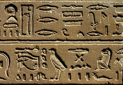 Egyptian-hieroglyphs-infographic