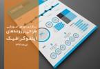 کارگاه آموزشی طراحی رزومه ی اینفوگرافیک