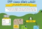 انتخاب راهکار مناسب ERP برای تجارت الکترونیک