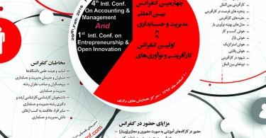 کنفرانس بین المللی مدیریت و حسابداری