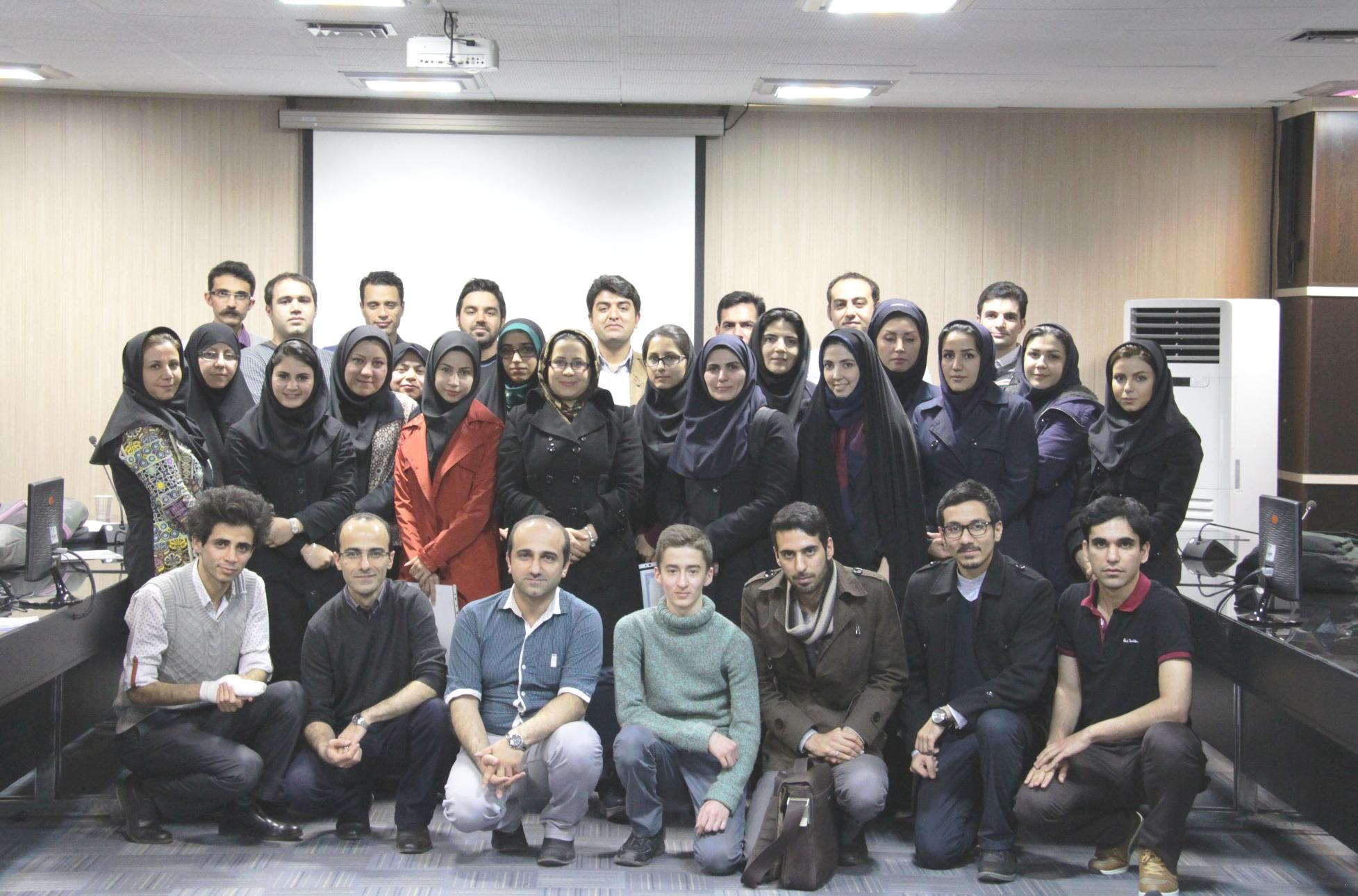 کارگاه دانشگاه شریف