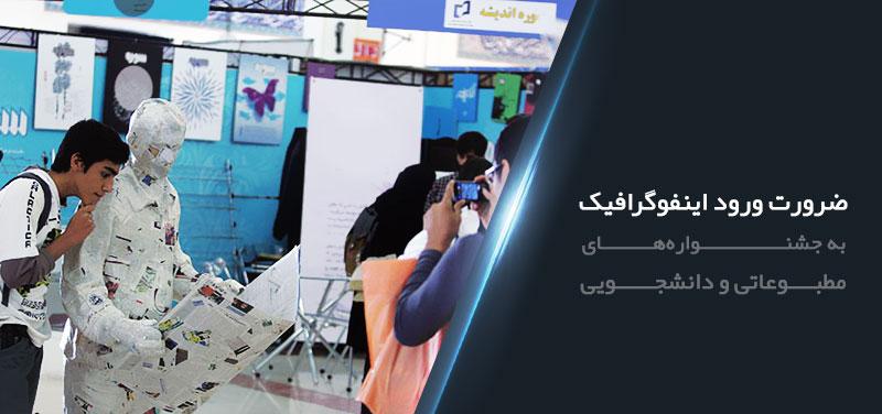 ضرورت ورود اینفوگرافیک به جشنوارههای مطبوعاتی و دانشجویی