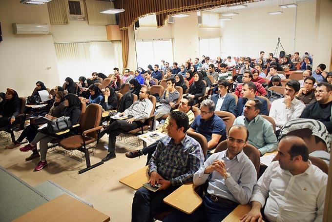 کارگاه کارآفرینی دانشگاه تهران