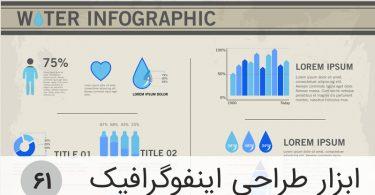 ابزار طراحی اینفوگرافیک-مجموعه 61