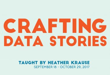 Crafting Data Stories