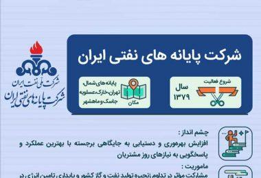 پایانه های نفتی ایران